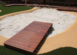 Sandpit, Sand Play