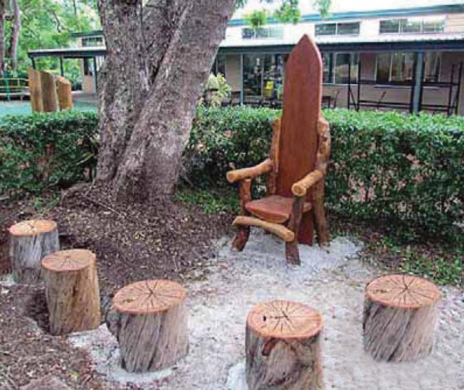 Story Chair, Sound, Artwork